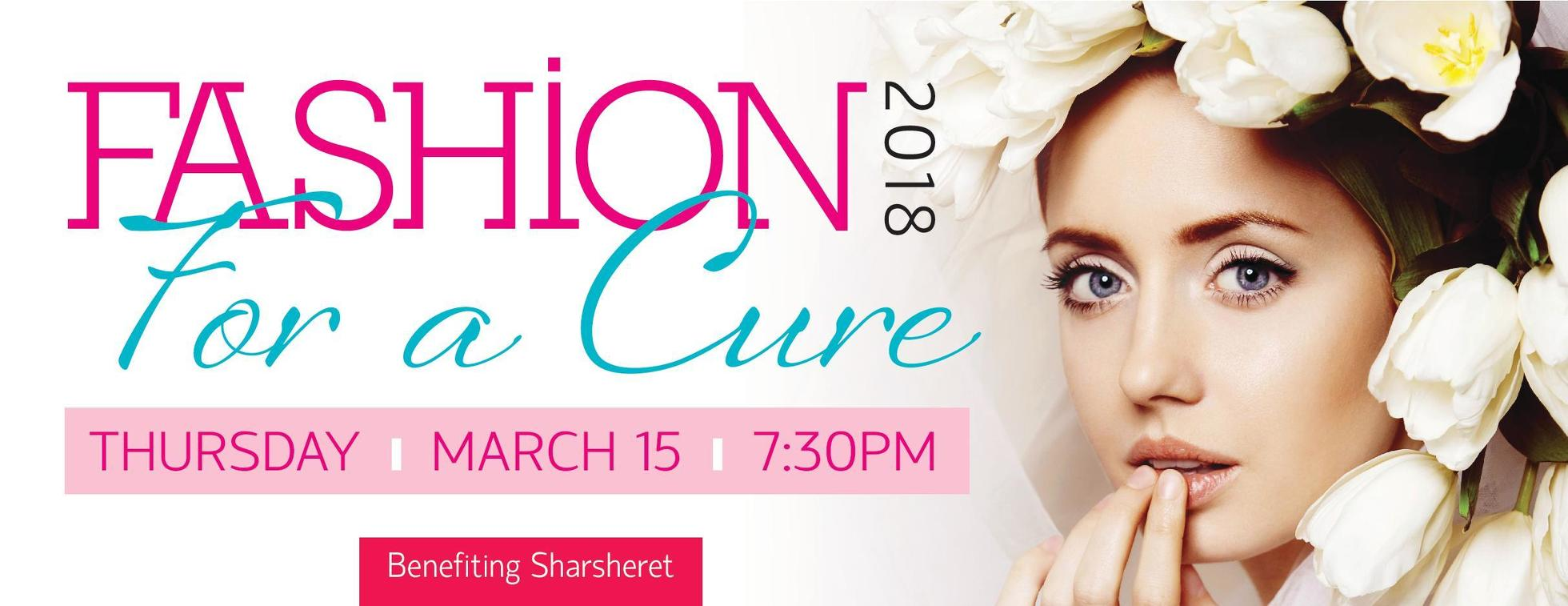 Fashion for a Cure 2018